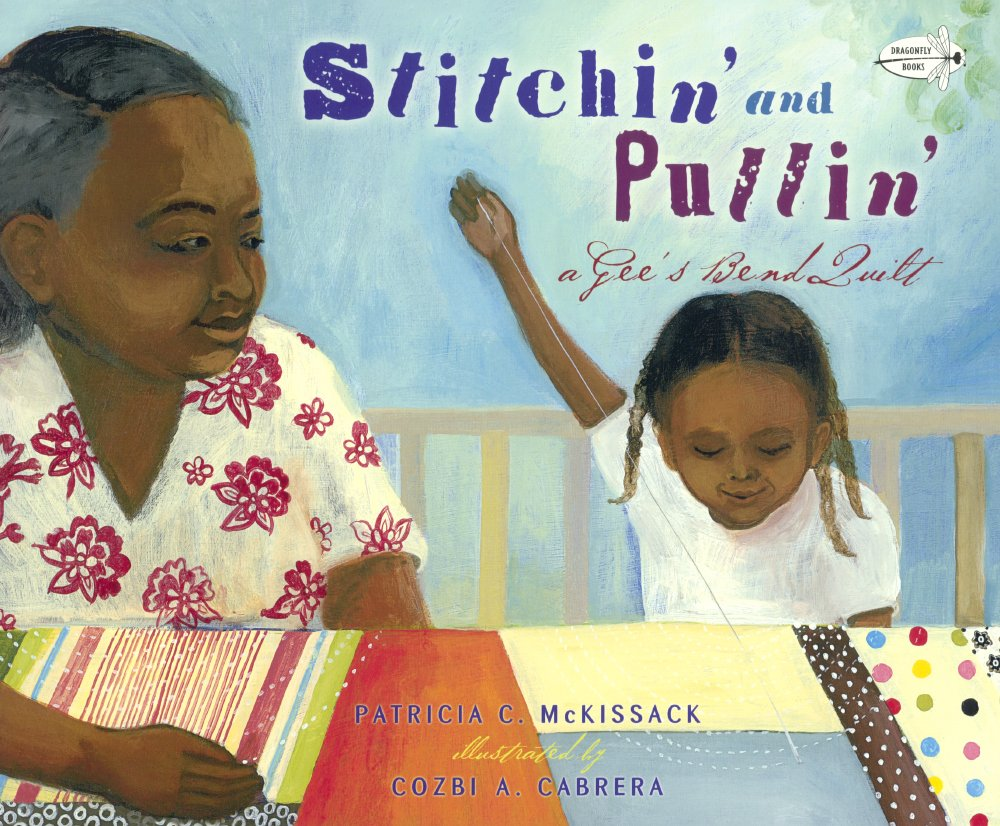 Download Stitchin' And Pullin': A Gee's Bend Quilt (Turtleback School & Library Binding Edition) PDF