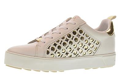 MELINE Sneaker KU 1900 CGalaxy BiancoVelour Ghiaccio Galaxy Nero