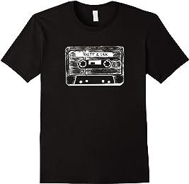Rhett & Link Cassette Tee