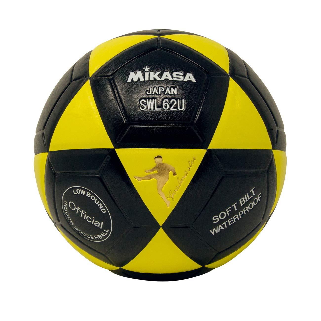 Mikasa D96 - Balón de fútbol para Interiores: Amazon.es: Deportes ...
