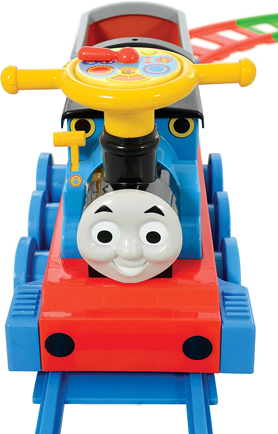 Thomas /& Friends Thomas Engine Ride-On MV Sports Ages 1 Year+