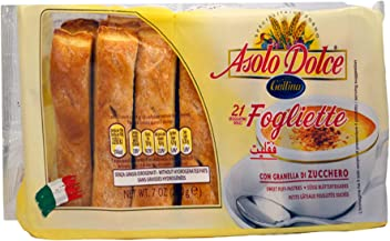 (Pack of 18) Asolo Dolce Puffed Pastry Sugar Glazed, 7oz