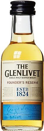 Glenlivet Founder's Reserve Whisky (1 x 0.05 l)
