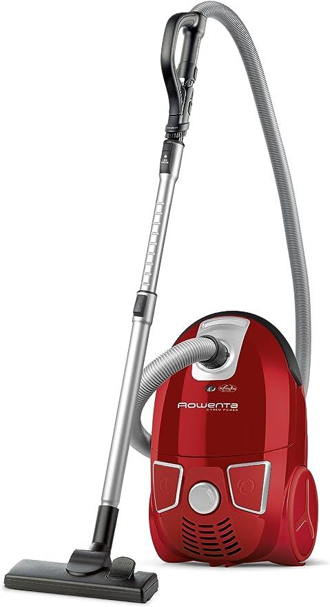 Rowenta X-Trem Power - Aspirador de trineo, 2200 W, filtro HEPA 12, con bolsa: Amazon.es: Hogar