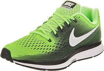 Zapatillas Nike Air Zoom Pegasus 34 para hombre, verde (12 ...