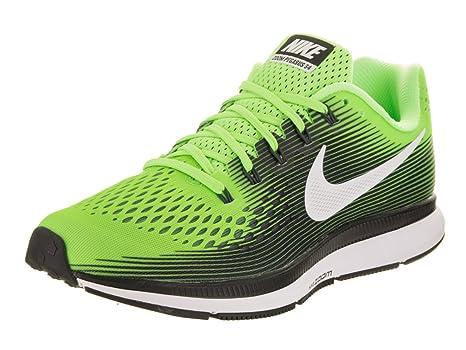 Nike – Air Zoom Pegasus 34 Hombre Zapatillas, Negro