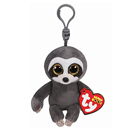 c0b76808c1c Image Unavailable. Image not available for. Color  Ty Beanie Babies 36559 Boos  Dangler the Sloth Boo ...