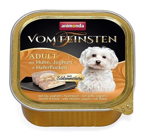 animonda perro Marial Adult con pollo, yogur & copos de avena 150 g