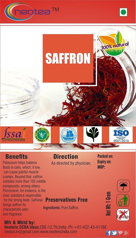 Neotea Pure Saffron (10g)