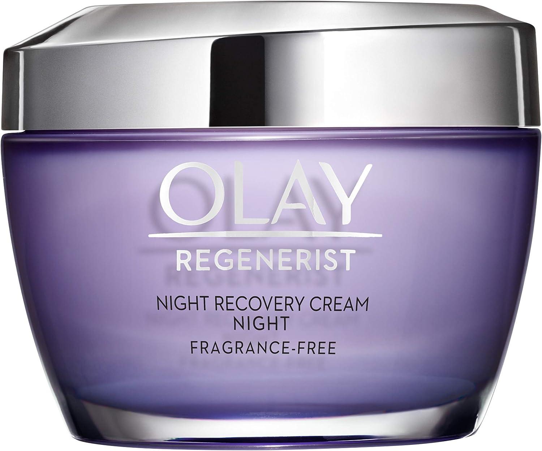 Olay Regenerist Night Recovery Anti-Aging Face Moisturizer