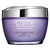 Olay Regenerist Night Recovery Cream, Face Moisturizer with Hyaluronic Acid & Vitamin...
