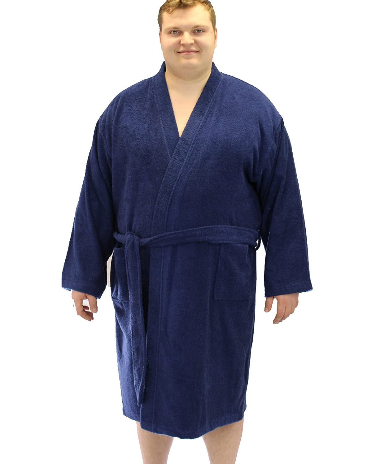Espionage Men's Towel Dressing Gown Robe