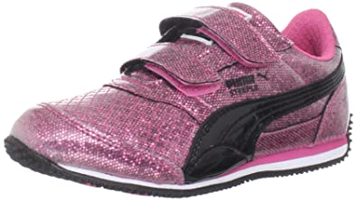 b1695642bbc Puma Steeple Glitz Sneaker (Toddler Little Kid Big Kid)
