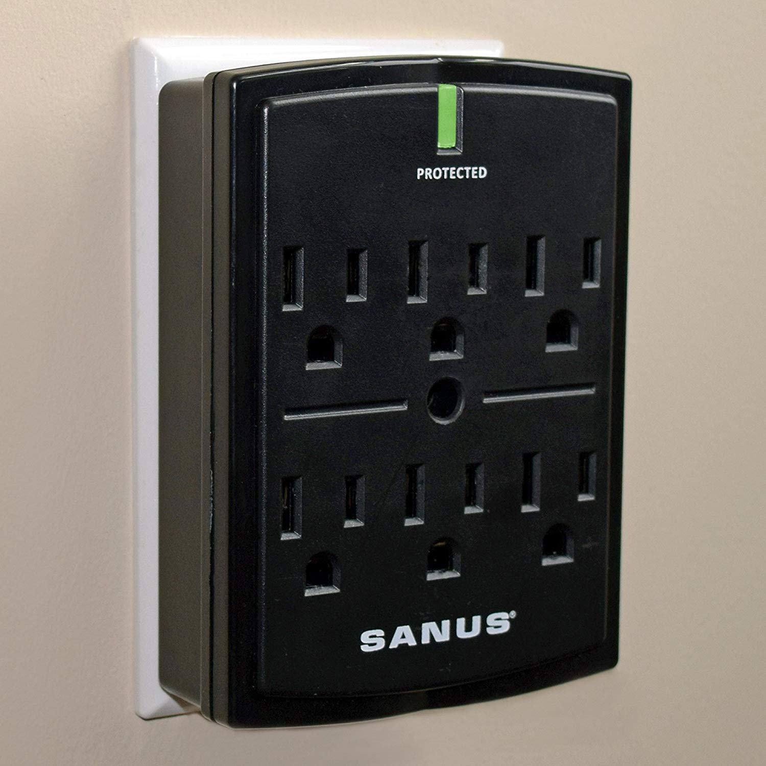 Amazon.com: Sanus on-wall Perfil Bajo 1080j Fireproof ...