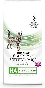 Purina Pro Plan Veterinary Diets Ha Hydrolyzed Feline Formula Dry Cat Food