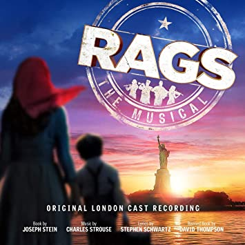 Rags The Musical Original London Cast Recording Amazon Co Uk Music