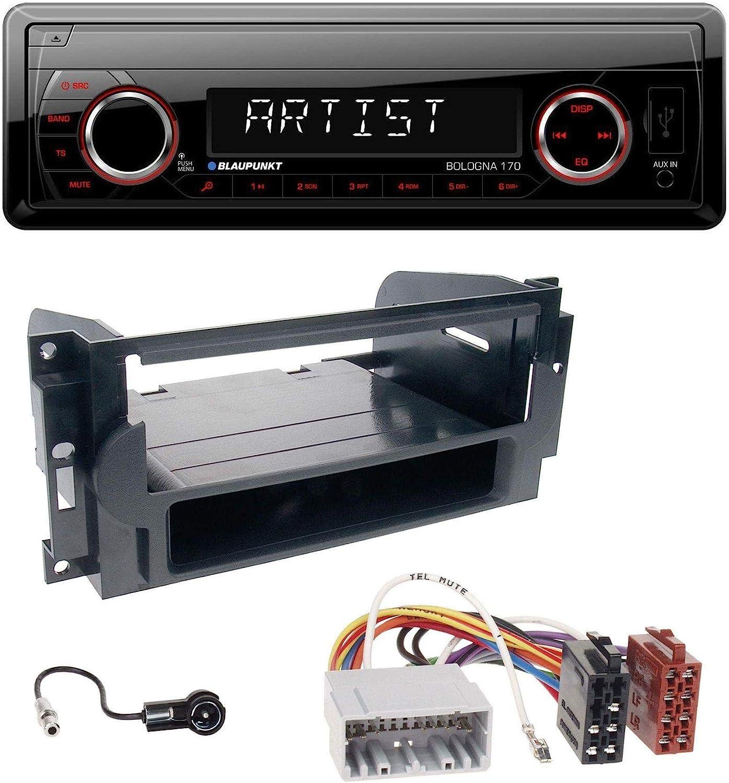 DODGE Caliber Charger ram ; autoradio panneau façade radio 1-din pk DR//DH