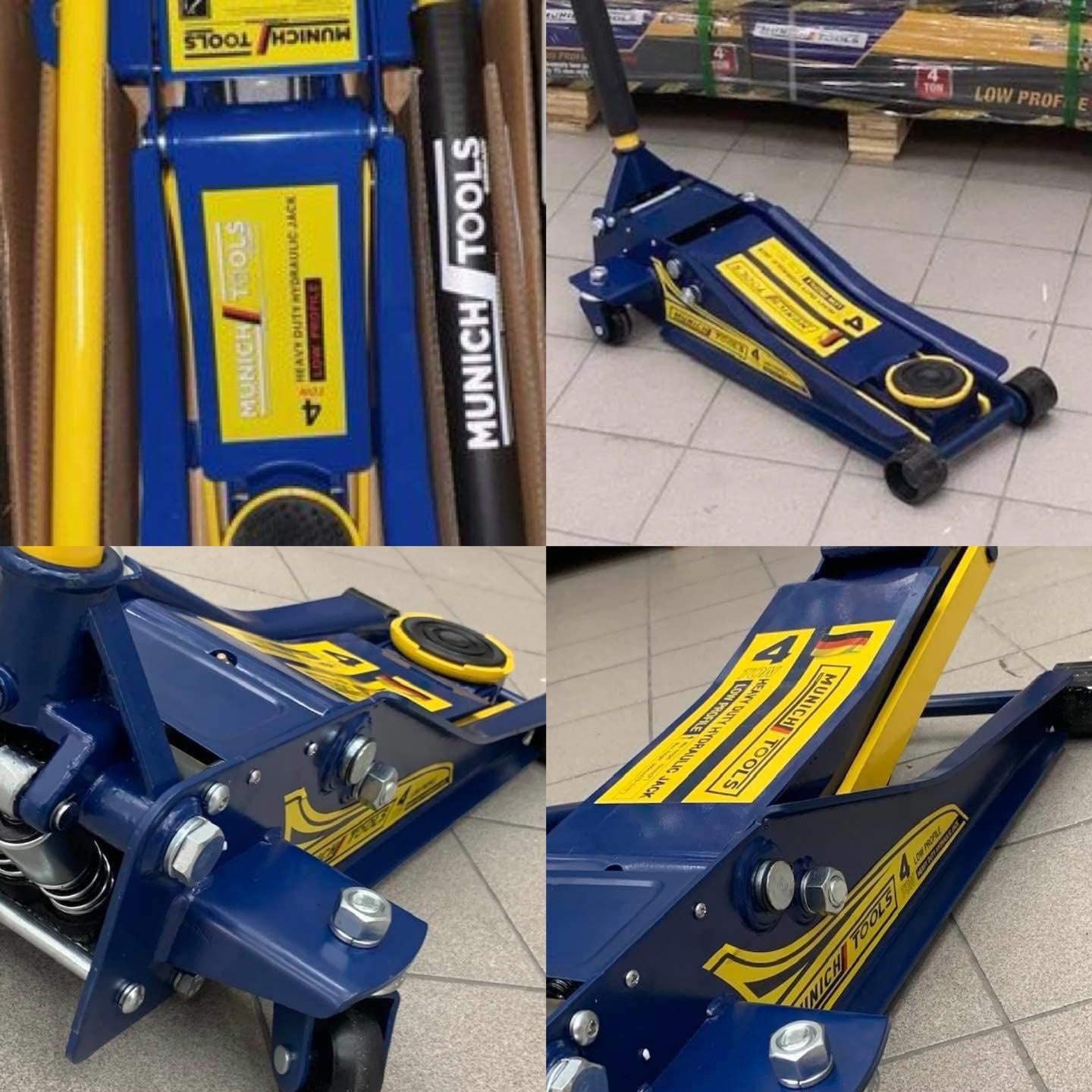 Jacks 4ton Munichtools