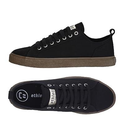 Ethletic Sneaker Goto Vegan LoCut Collection 18   Farbe Jet Black Aus Bio Baumwolle