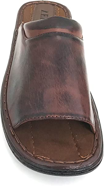 259b31a8d Gflm Men s Sandals Comfortable Opened Toe Thong Casual Flip Flops Slip On  SLI. G4U-Veeko FLM-2 Men s Slide Sandals Comfortable Toe Casual Flip Flops  Slip On