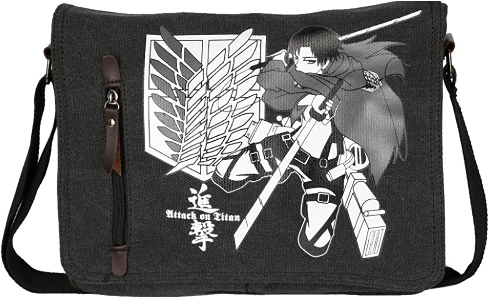 Innturt Anime Classic Messenger Bag Shoulder Bag Satchel