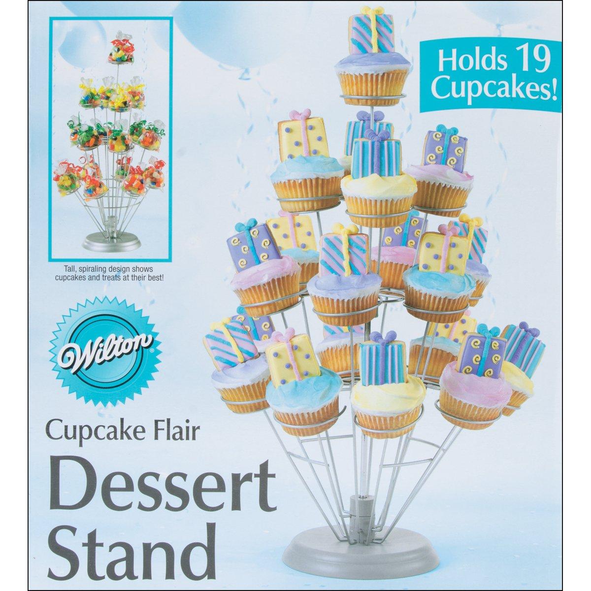 Wilton 19 Count Standard Cupcake Dessert Stand