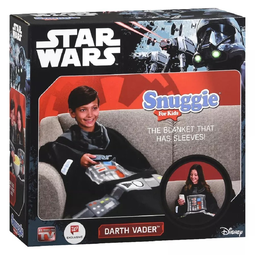 Amazon.com: Star Wars Snuggie For Kids - Darth Vader: Home & Kitchen