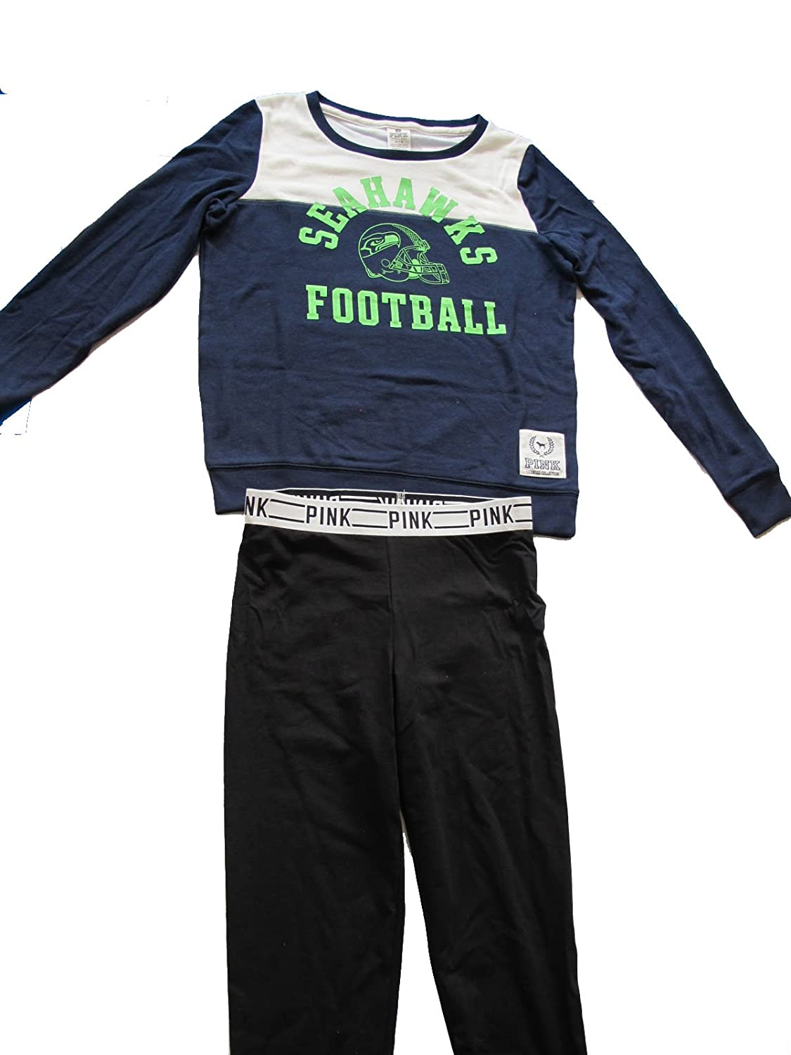 best sneakers fa196 967ba Victoria's Secret PINK NFL Seattle Seahawks Varsity ...