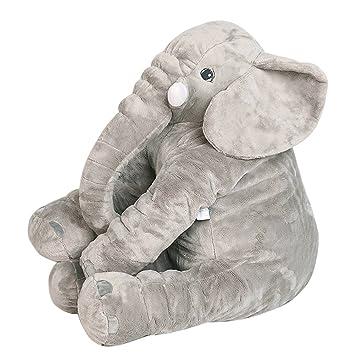 peluche oreiller Oreiller Elephant , Animal mignon, Elephant Oreiller Throw Coussin  peluche oreiller