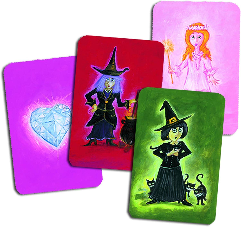 Djeco - Cartas diamoniak: Amazon.es: Juguetes y juegos