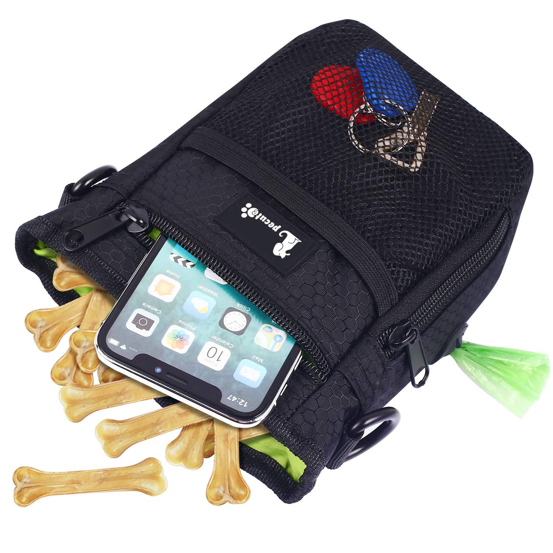 Pecute Bolsa de entrenamiento para Perros con Clickers de Entrenamiento y  Bolsas de excrementos f28c684902b6f