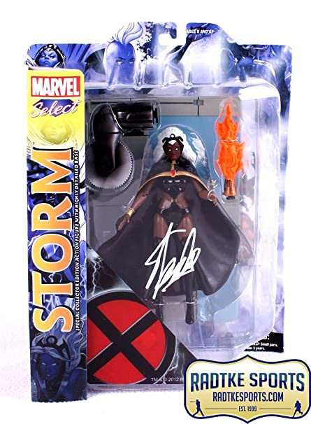 Amazon.com: Stan Lee Autographed/Signed Marvel Select X-Men ...