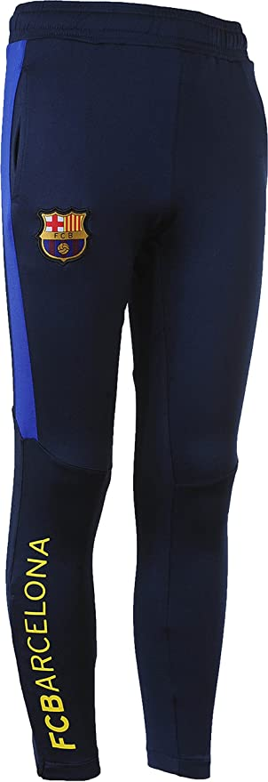 6f32a61e1a8de FC Barcelona - Pantalón de entrenamiento de la colección oficial FC  Barcelona para hombre