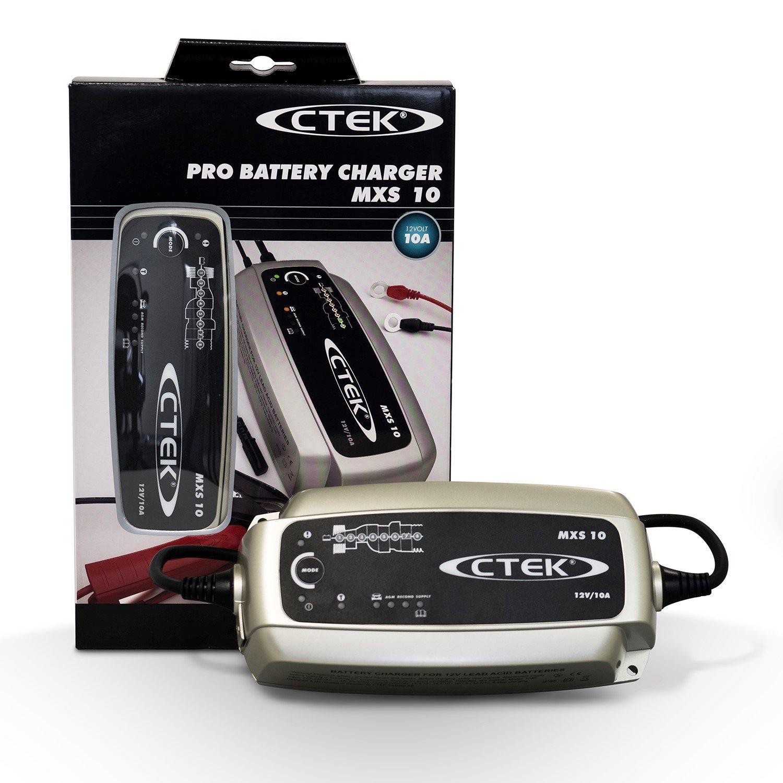 CTEK MXS 10 Pro Battery Charger European Plug by CTEK (Image #3)