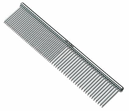 Dog Comb Amazon Com Andis Pet 7 12 Inch Steel Comb 65730