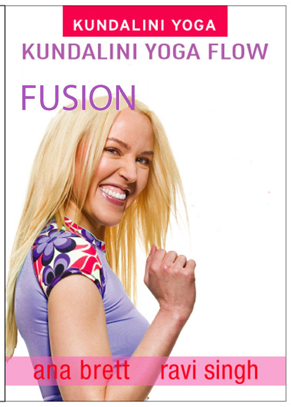 Amazon.com: Kundalini Yoga Flow Fusion with Ana Brett & Ravi ...
