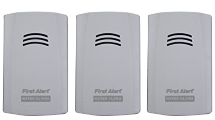 Amazon.com: First Alert WA100-3 alarma de agua para ...