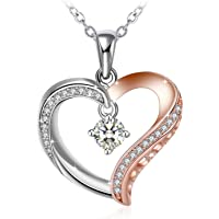 J.Rosee Jewelry Packing 925 Sterling Silver Forever Love
