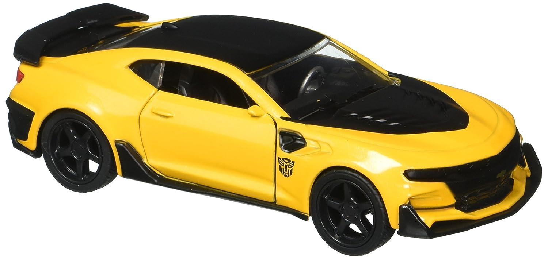 Jada 1 32 Metals Transformers Bumblebee 2016 Chevrolet Camaro Diecast Model Car