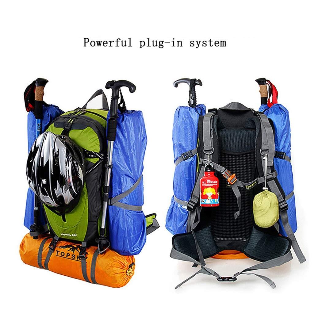 LXFMD Outdoor bergsteigenbeutel Schulter männer und Frauen große große große kapazität wandern wasserdicht professionellen reiserucksack 40L50L B07MJF9PF4 Wanderruckscke Viele Stile 270aaf