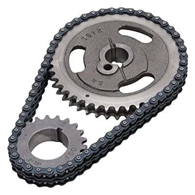 Edelbrock 7814 Performer-Link Timing Chain and Gear Set: Automotive