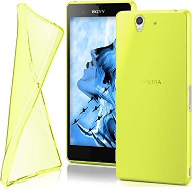 MoEx® Funda [Transparente] Compatible con Sony Xperia Z ...