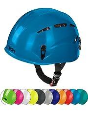 ALPIDEX Universal Kletterhelm Klettersteighelm in vielen modernen Farben