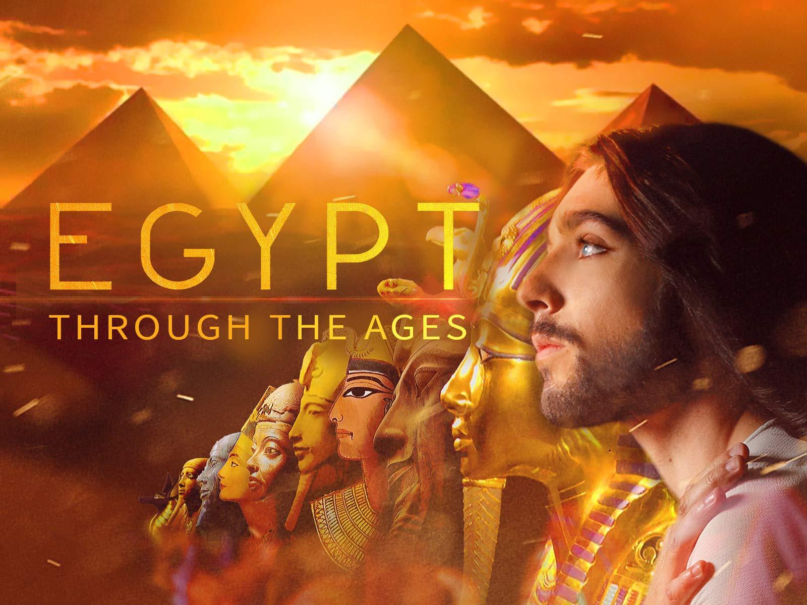 Egypt Thru the Ages - Season 1