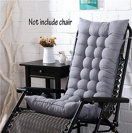 Cojín para silla de respaldo alto, para casa, oficina