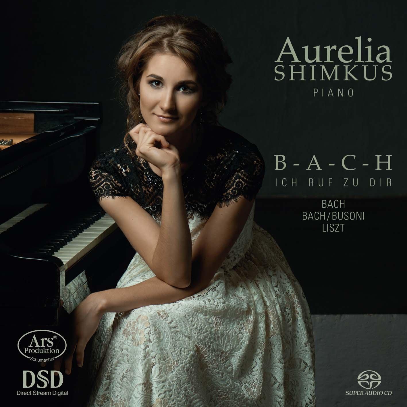 BACH,J.S. / SHIMKUS,AURELIA