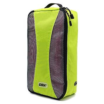 acrato bolsa de Golf bolsa de zapatos bolsa dos capas fútbol Baloncesto Bolsa  De Botas Zapatos 634db806d858a