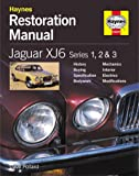 Jaguar XJ6: Series 1, 2 & 3