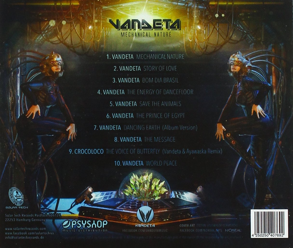 Buy Mechanical Nature Online at Low Prices in India | Amazon Music