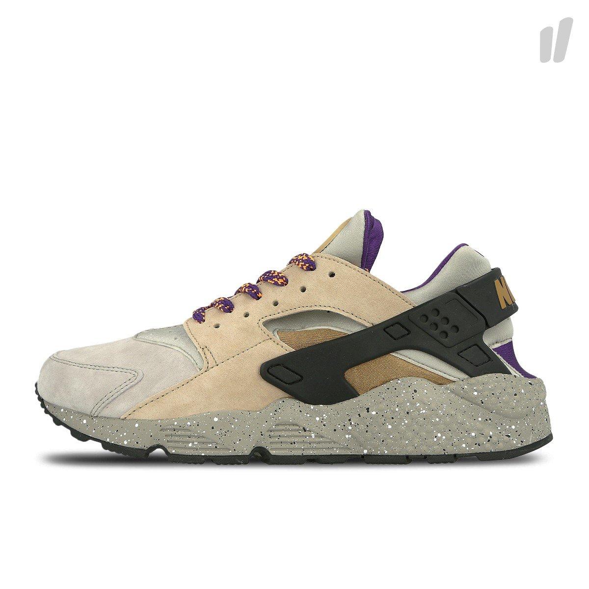 Nike Air Huarache Run PRM - 704830200 - Color Grey - Size: 9.0